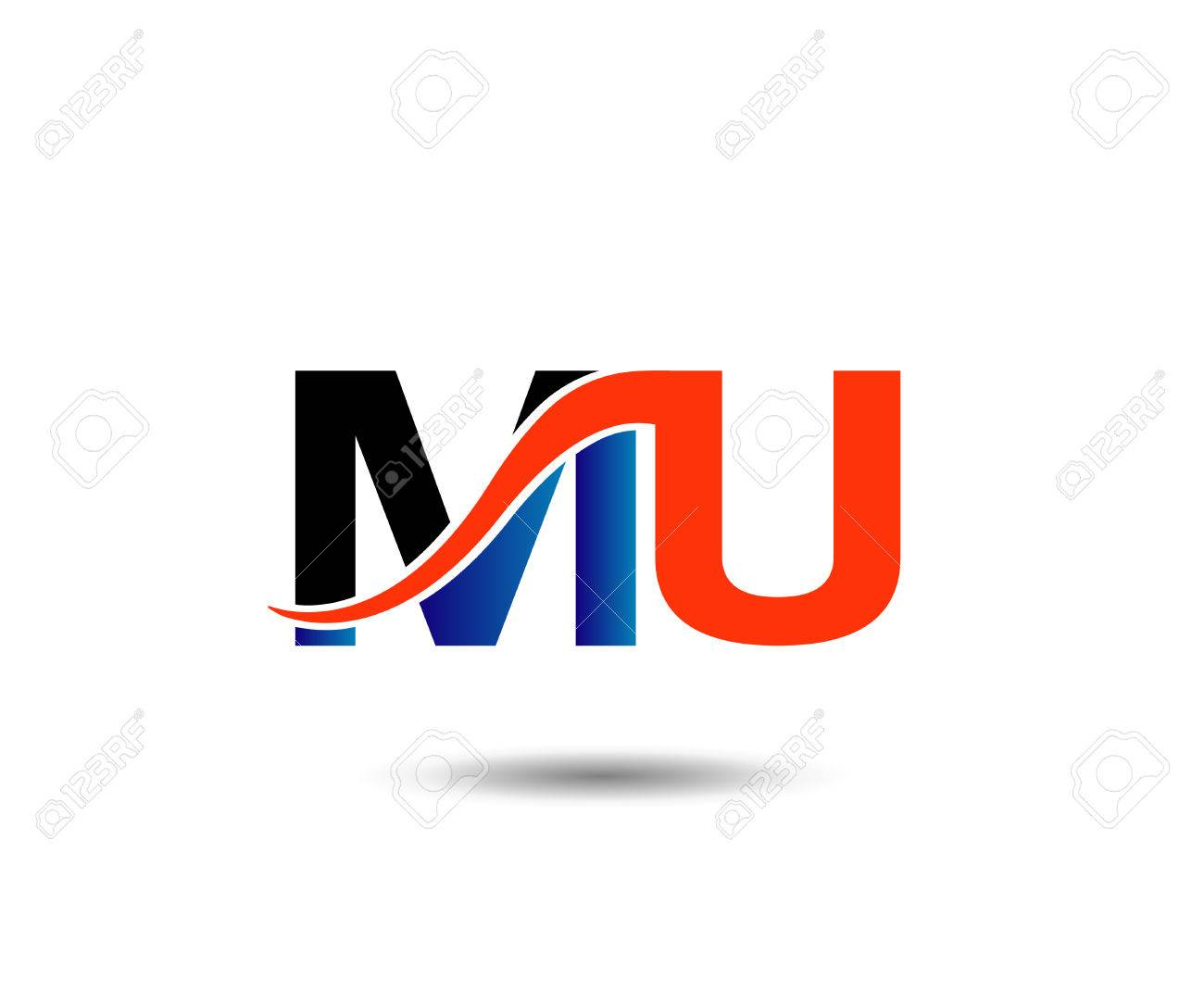 Letter MU Royalty Free Cliparts, Vectors, And Stock Illustration