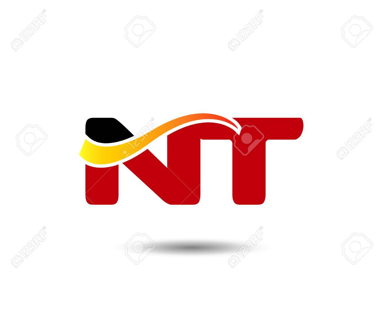 Letter Nt Royalty Free Cliparts Vectors And Stock Illustration