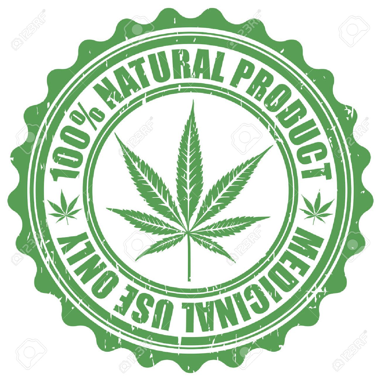 Medical Cannabis Symbol