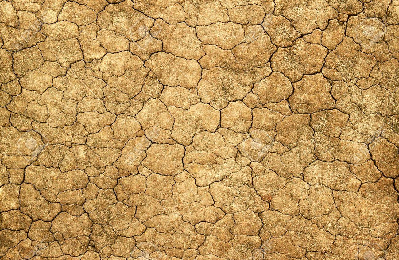 Dry cracked mud natural abstract background. Stock Photo - 5169037