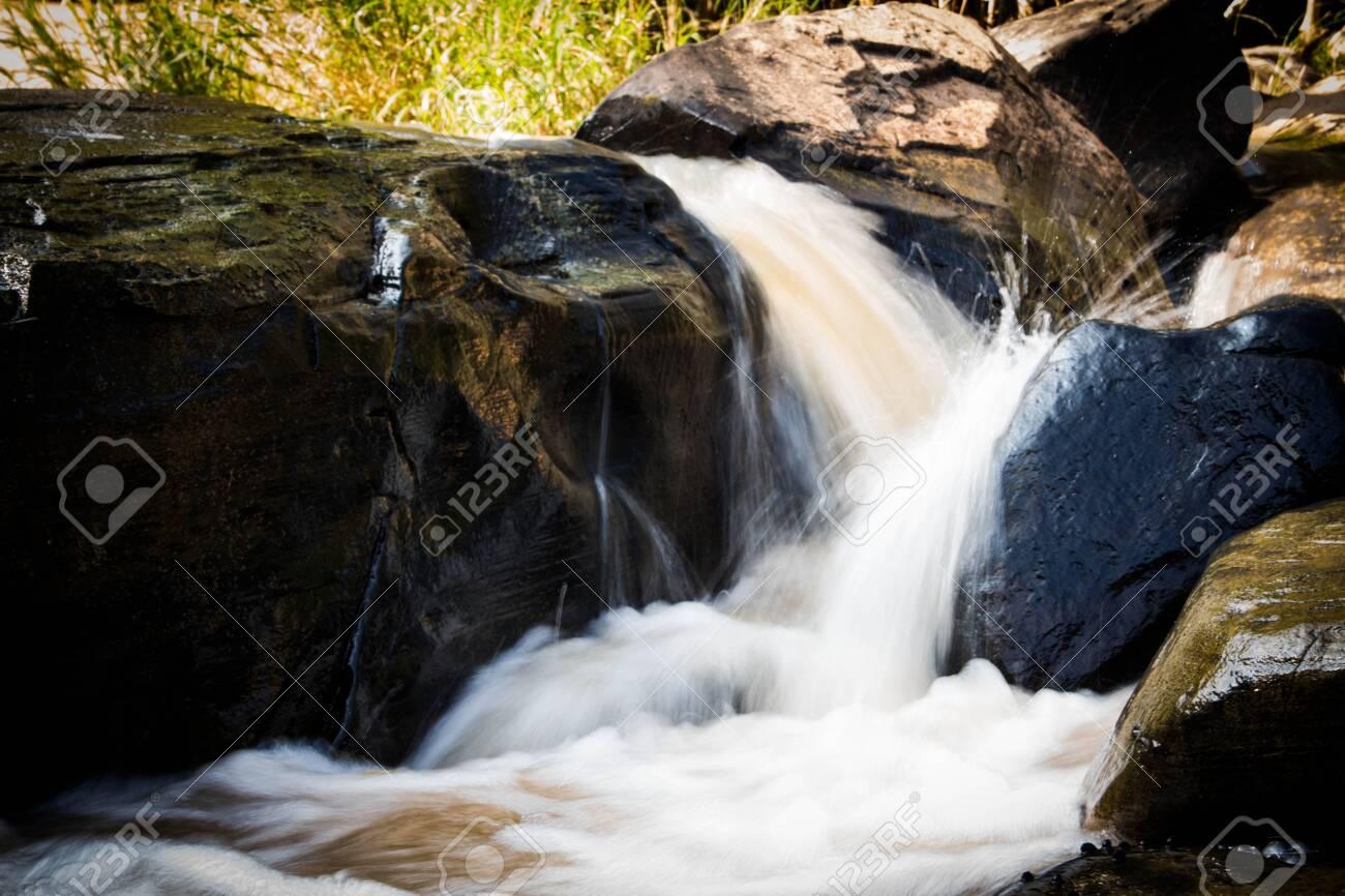 water fall Stock Photo - 30177326