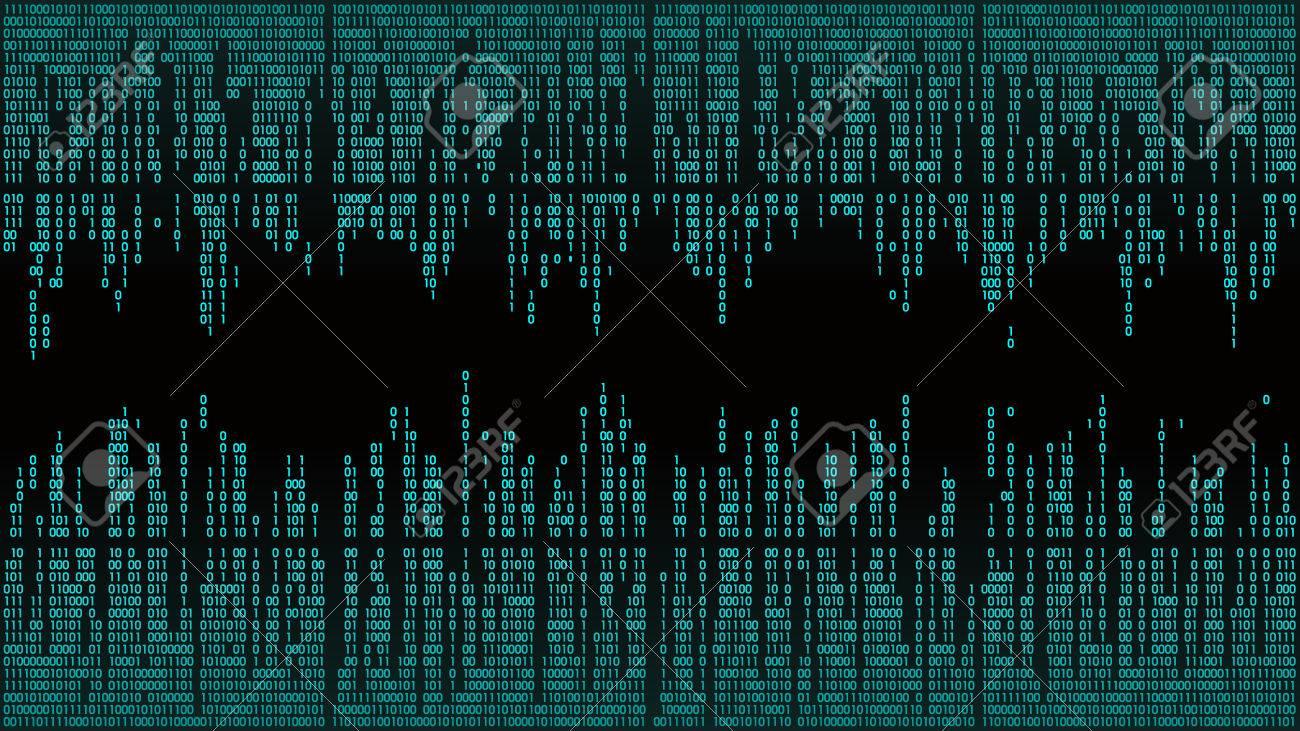 Zusammenfassung Mit Digitalen Leitungen, Binärcode, Matrix ...
