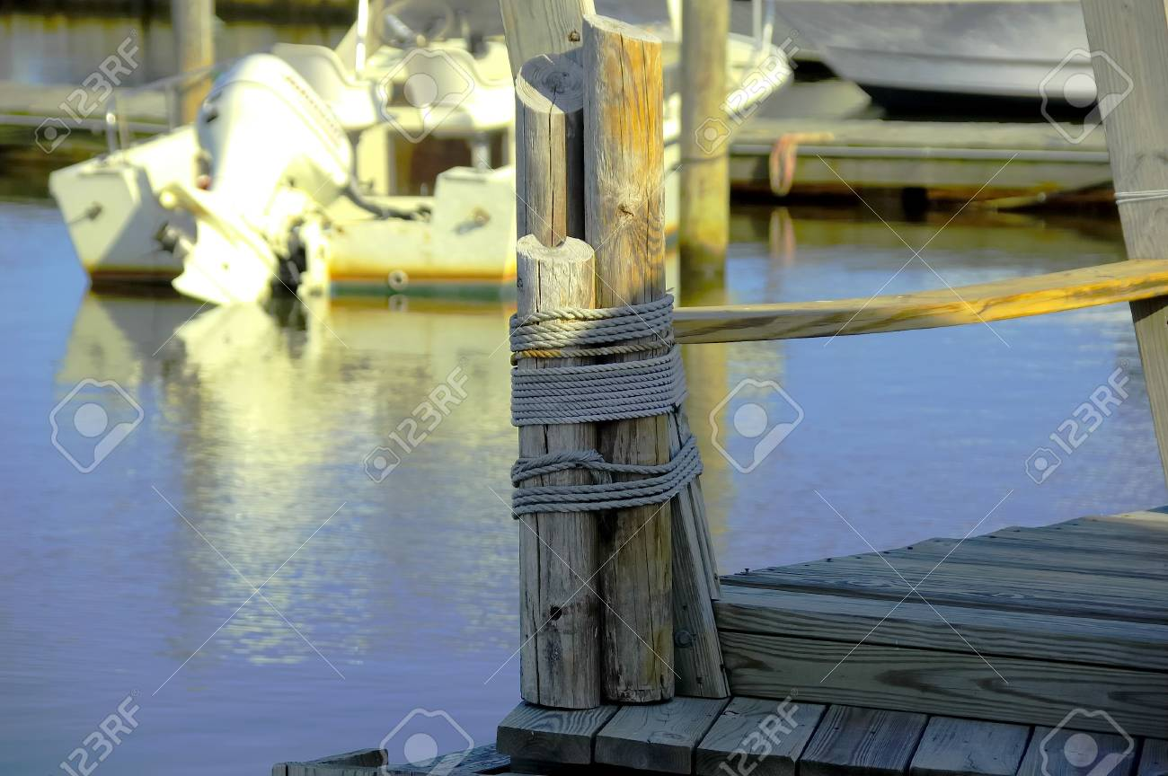 Photo of a Dock / Pier Stock Photo - 238674