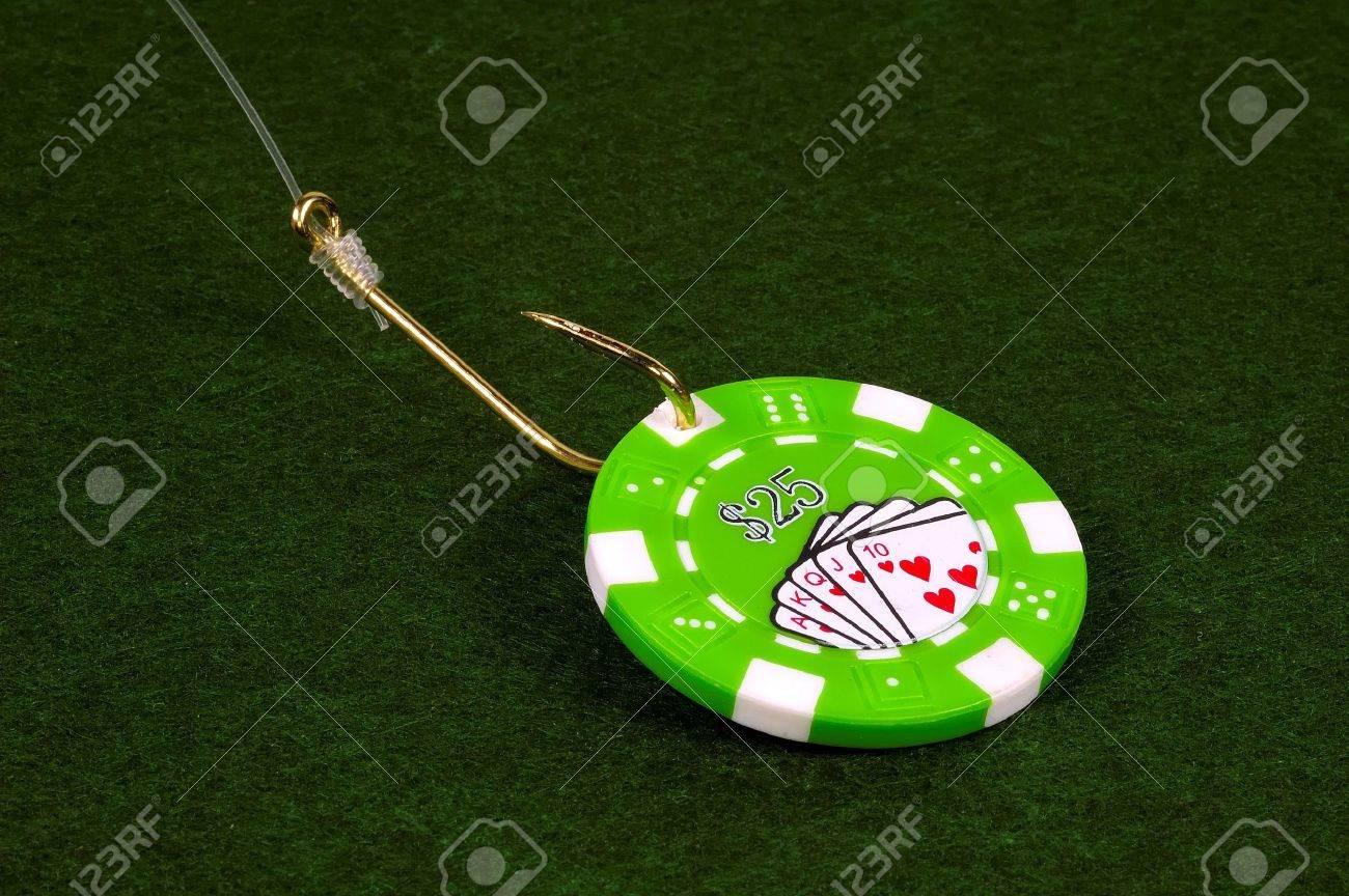 Gambling side effects drug