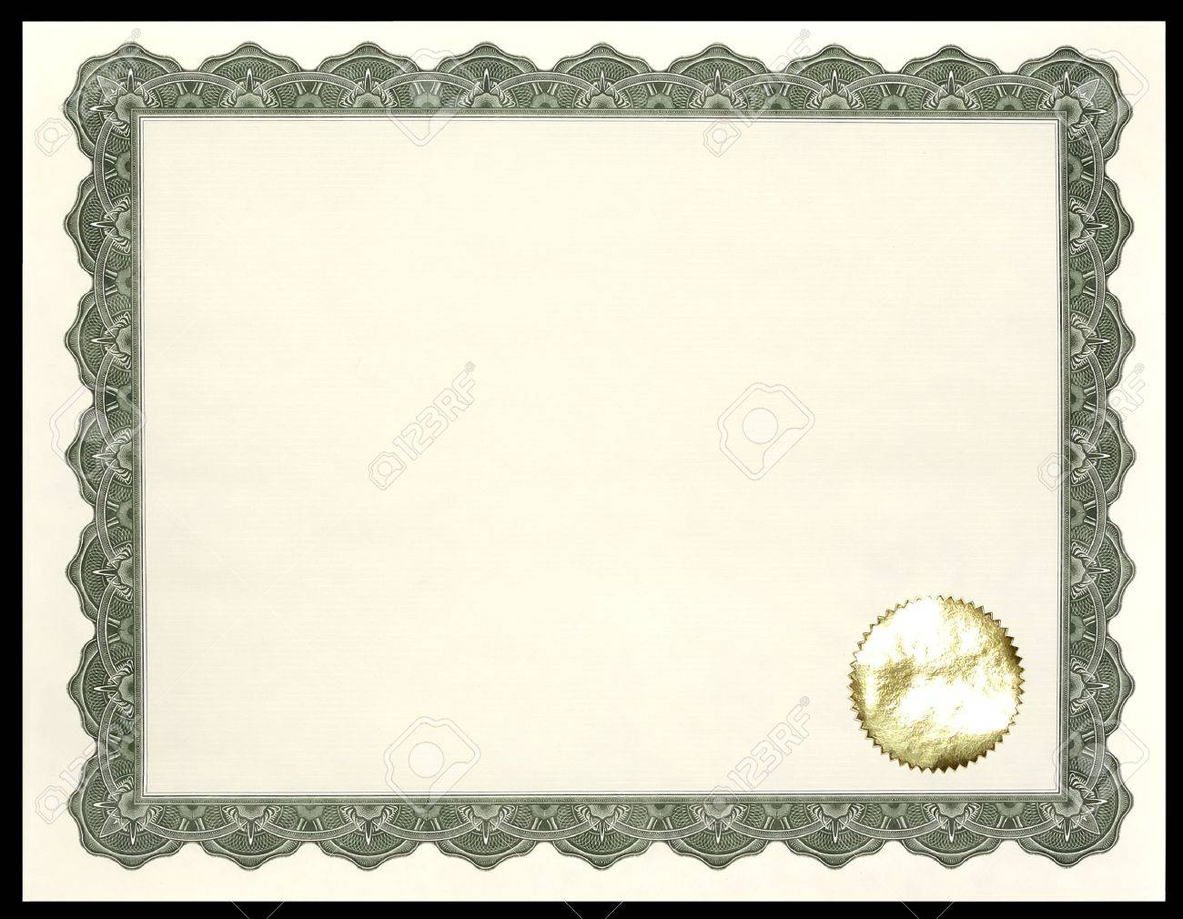 blank certificate award stock photo picture and royalty free