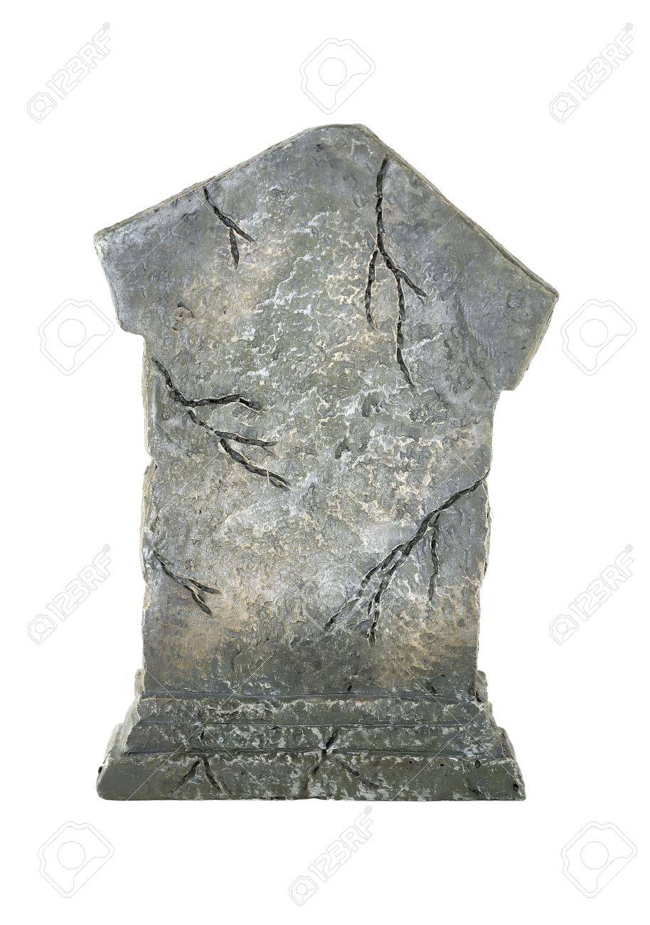 Isolated Tombstone - Decoration - 564649