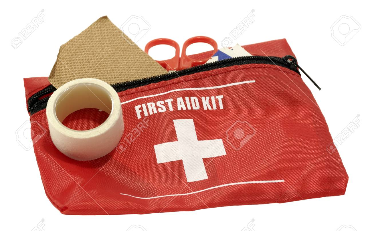 Photo of a First Aid Kit - Isolated - Health Related - 1703139