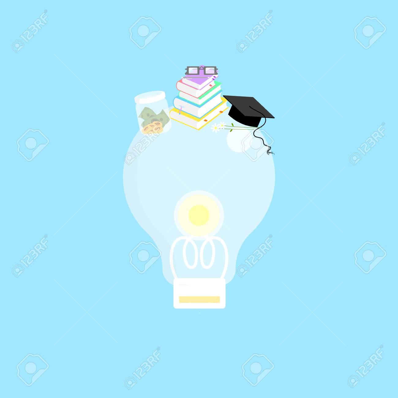The Self Development Improve Creative Inspiration Idea Mind Brain Royalty Free Cliparts Vectors And Stock Illustration Image 110430145
