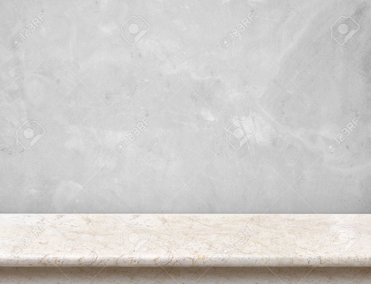 Cool Wallpaper Marble Cream - 70672331-empty-cream-marble-table-top-with-grey-concrete-wall-mock-up-for-display-or-montage-of-product-use-a  Collection_597236.jpg