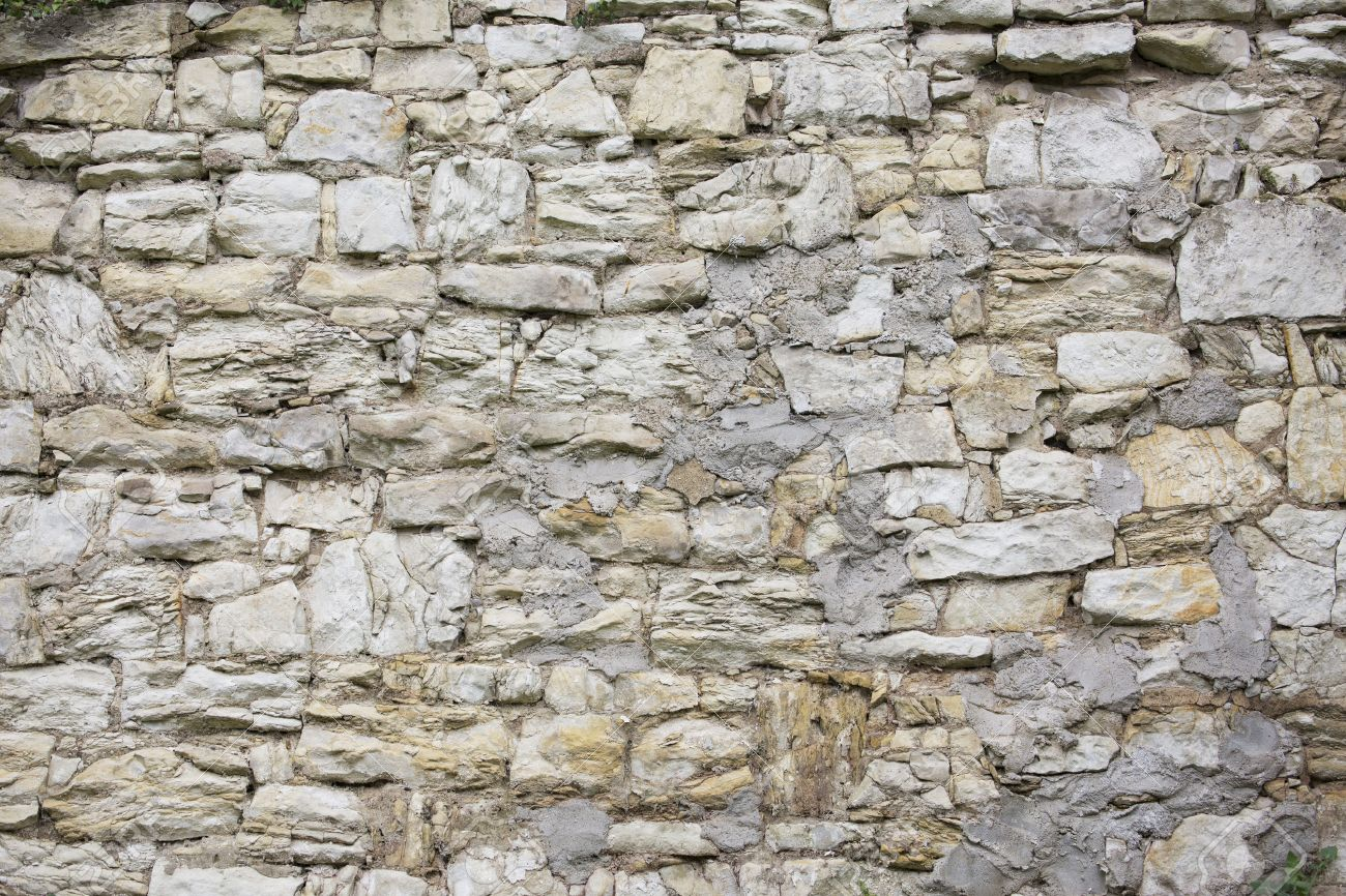 Old stone wall texture  Old rock blocks in old medieval brick  Exterior  historical country. Old Stone Wall Texture  Old Rock Blocks In Old Medieval Brick