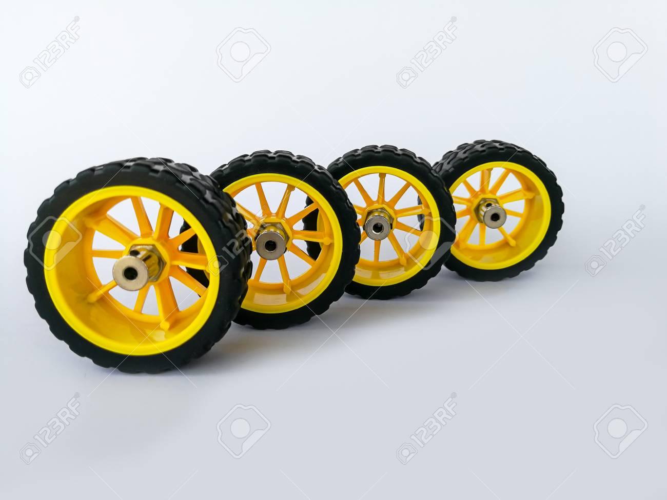 Fine Close Up Small Wheels For Slot Cars On A Table Interior Design Ideas Tzicisoteloinfo
