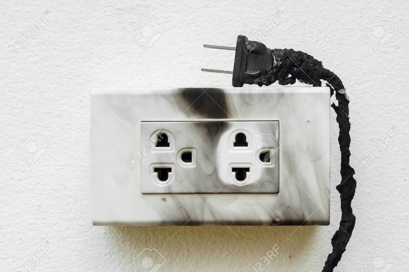 Electricity Short Circuit / Electrical Failure Resulting In ...