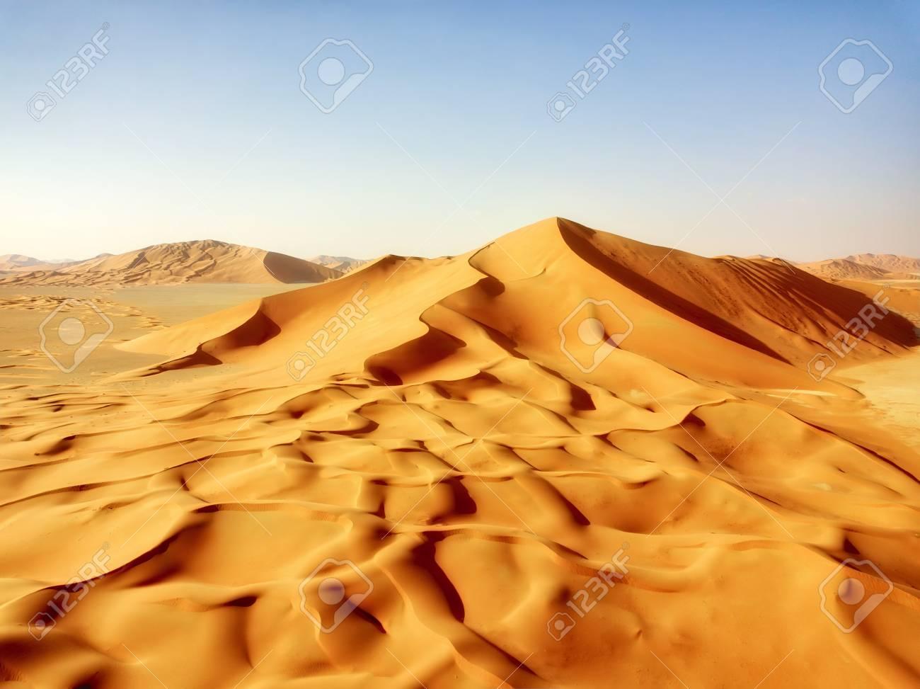 Empty Quarters in Oman and Saudi Arabia taken in 2015 - 98376729