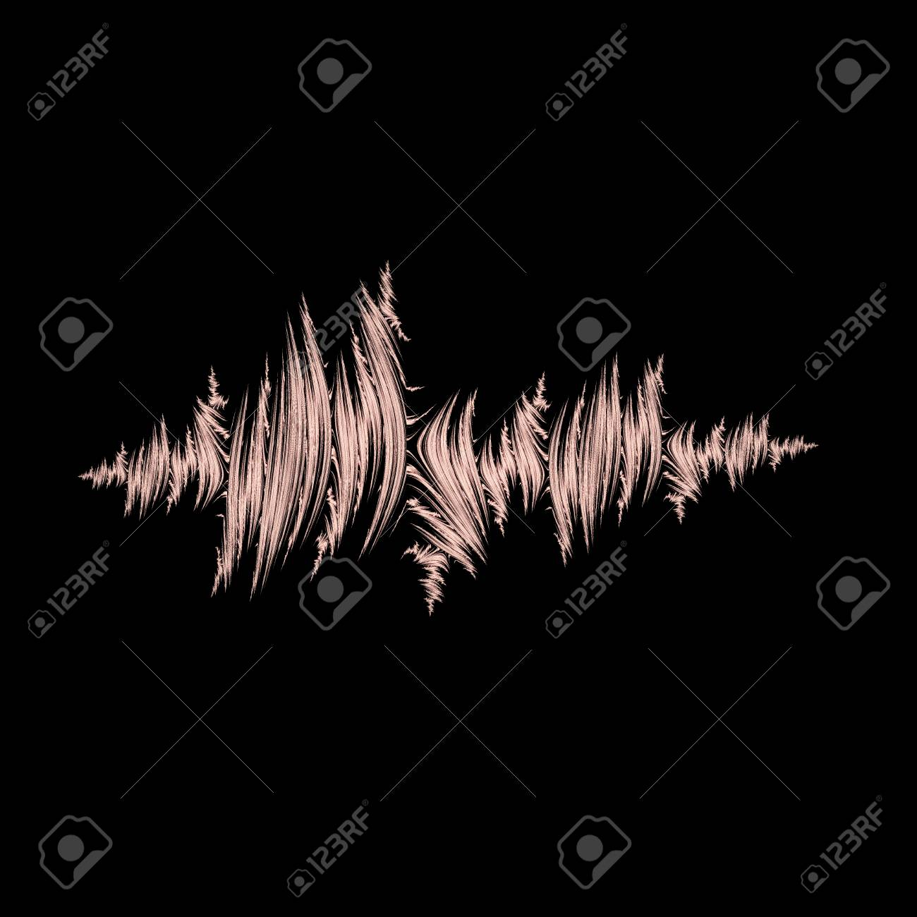 Sound Wave Music Audio Equalizer Background Wallpaper Design