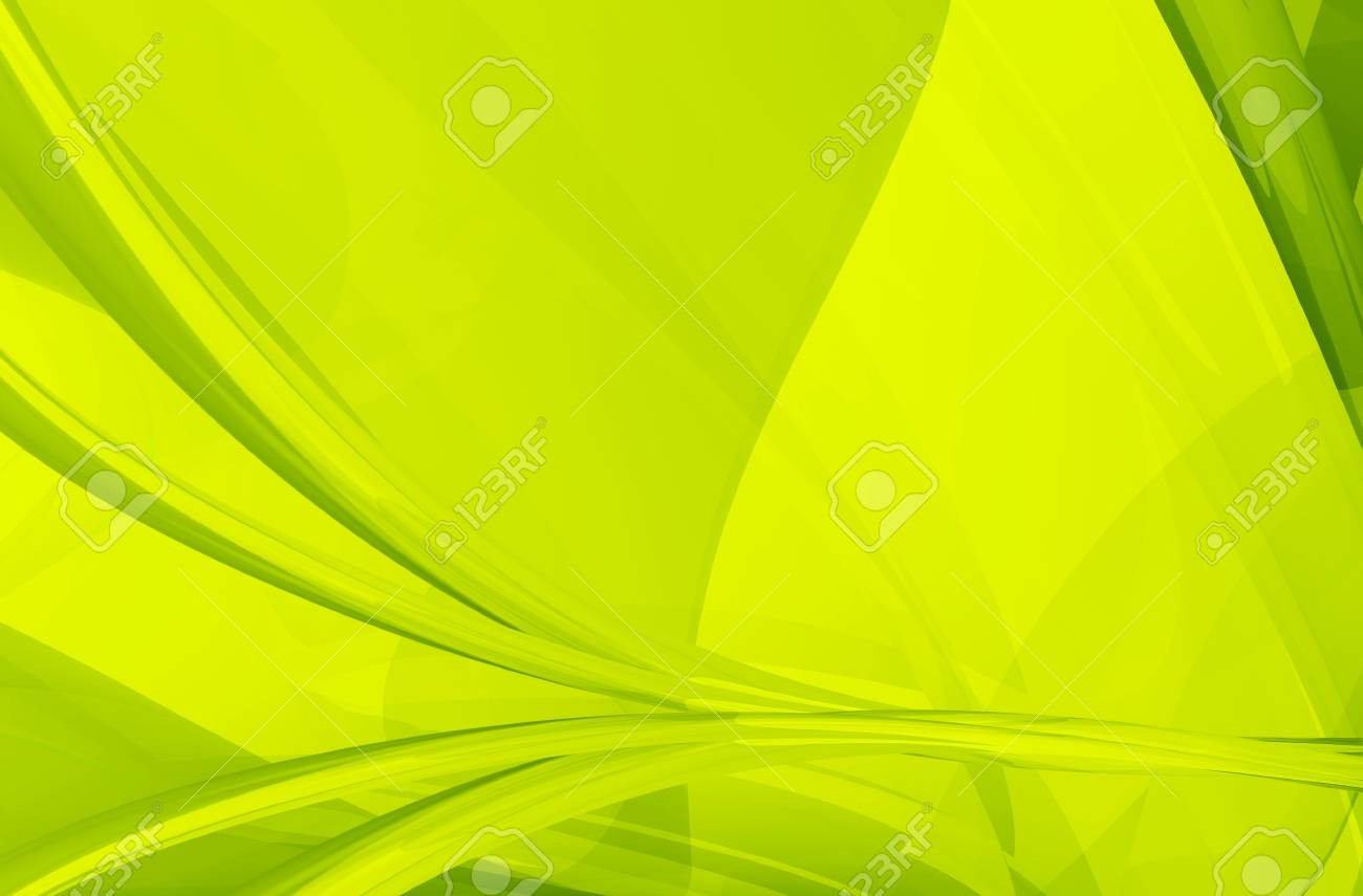 Abstract Green Background Design Simple And Elegant Light Green