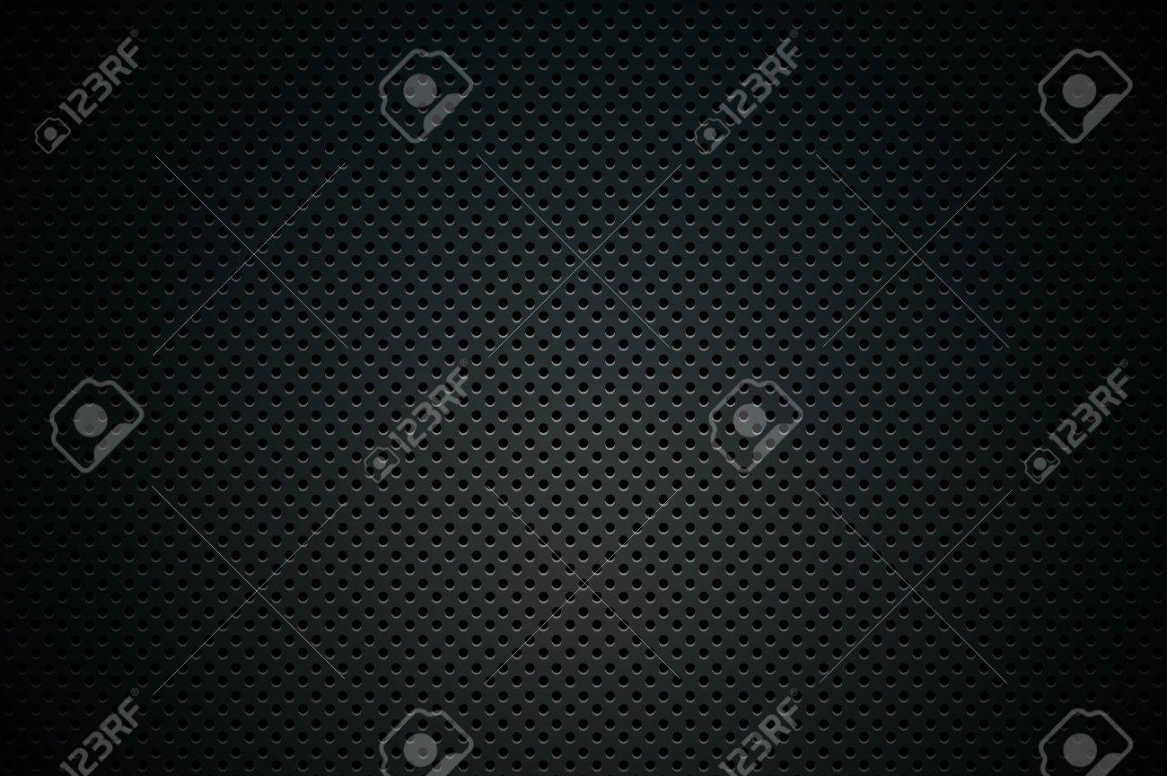 Black Mesh Background Illustration. Dark Abstract Background Stock ...