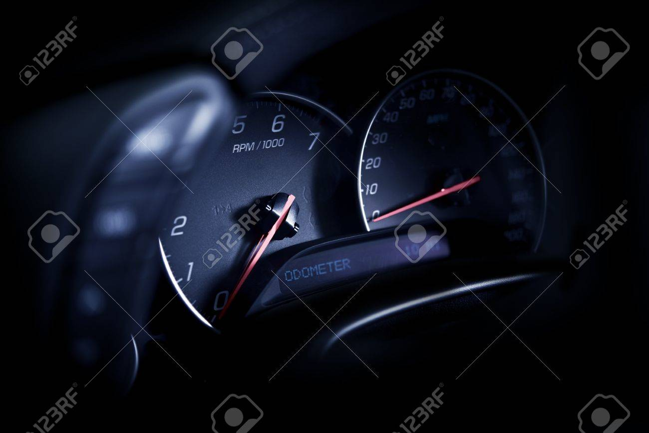 Sporty Car Dashboard Closeup Studio Photography Motorization Stock Photo Picture And Royalty Free Image Image 16992841