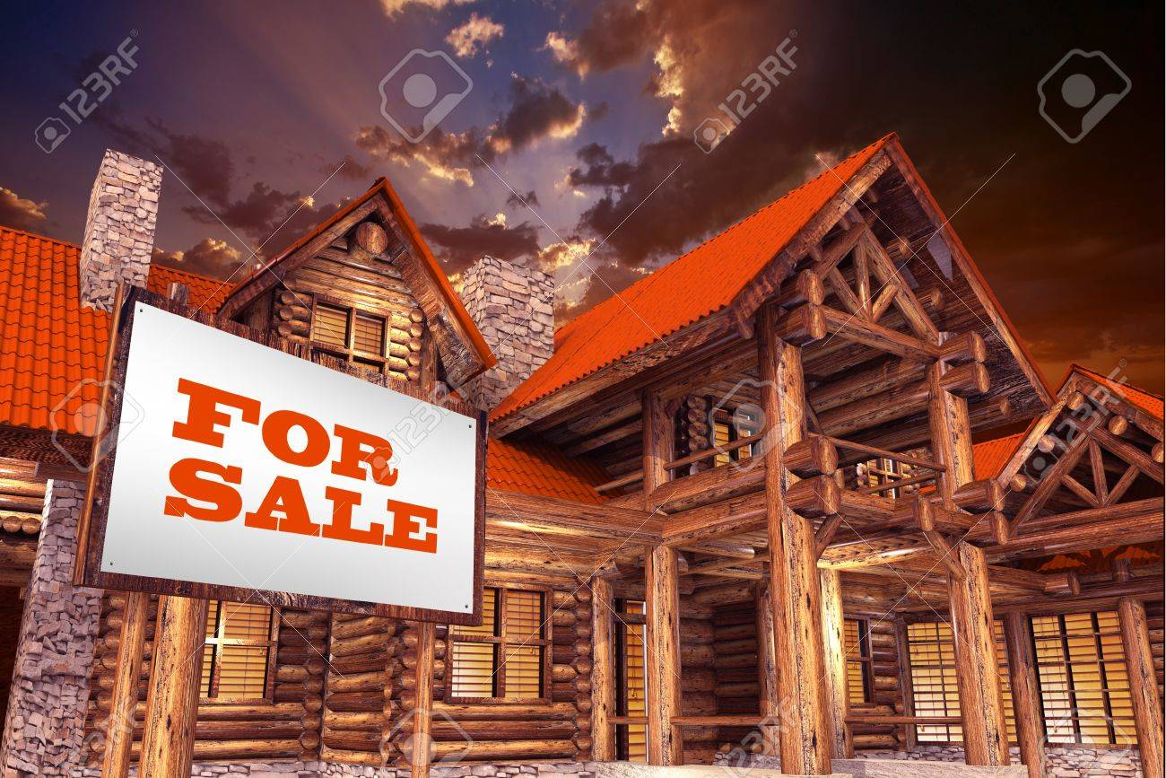 large for sale sign