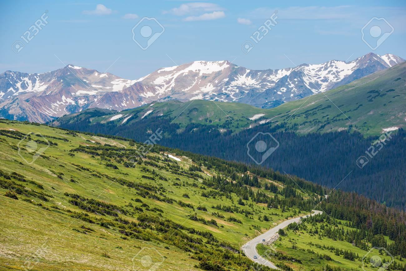 Colorado Summer Scenery