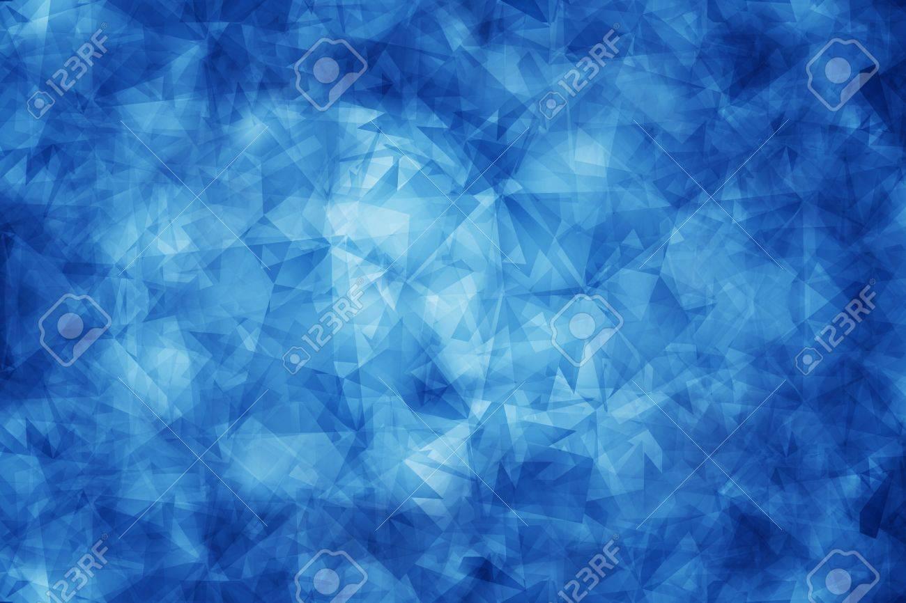 Fondo azul frozen