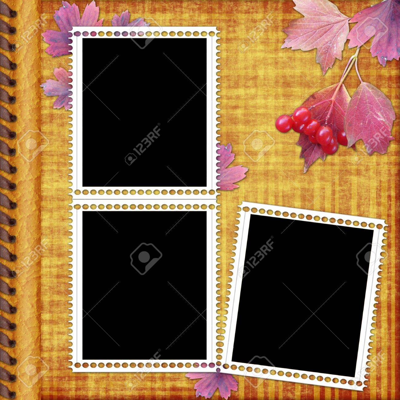 Album Cover With Frames Stock Photo, Picture And Royalty Free Image ...