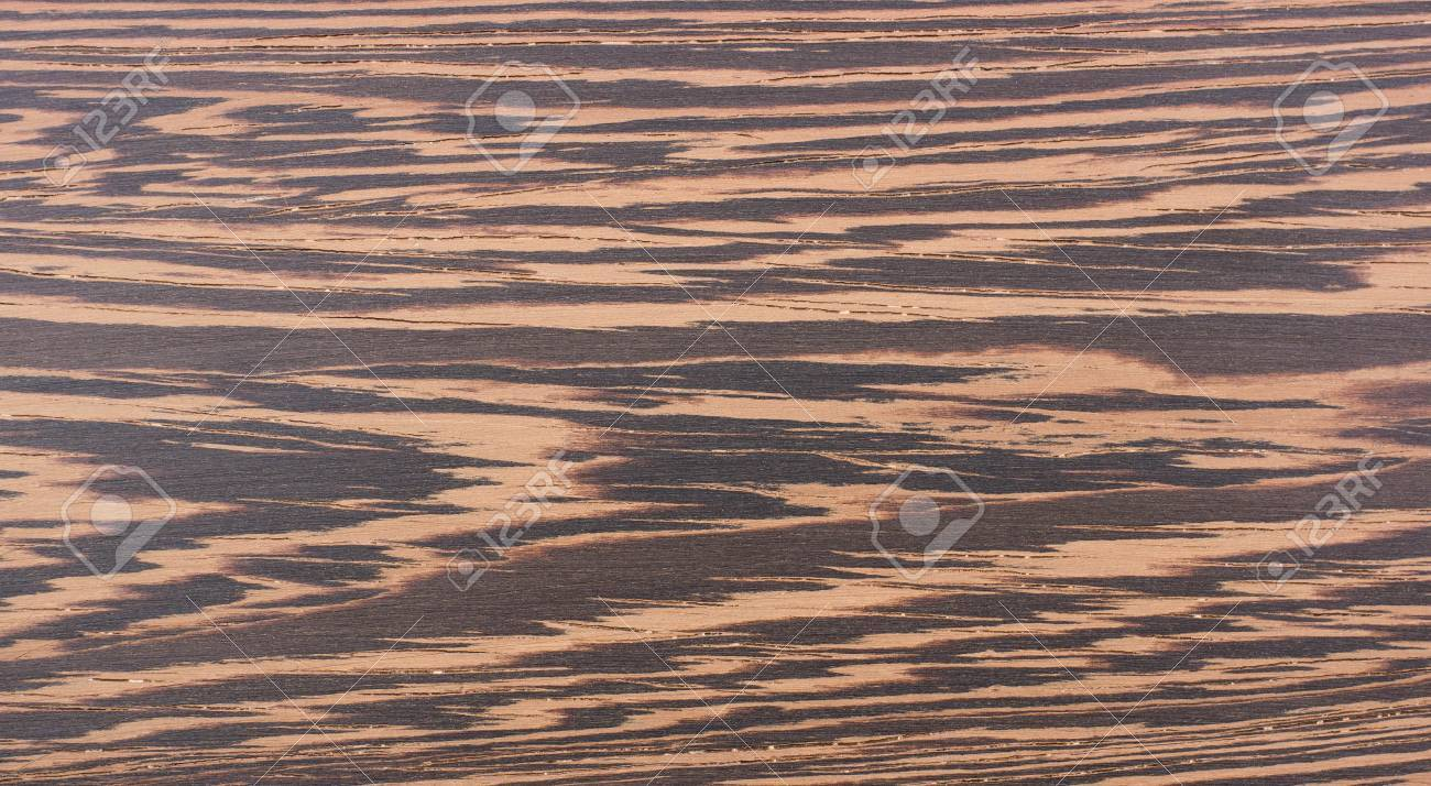 Texture of wenge on the floorboard Stock Photo - 16025710