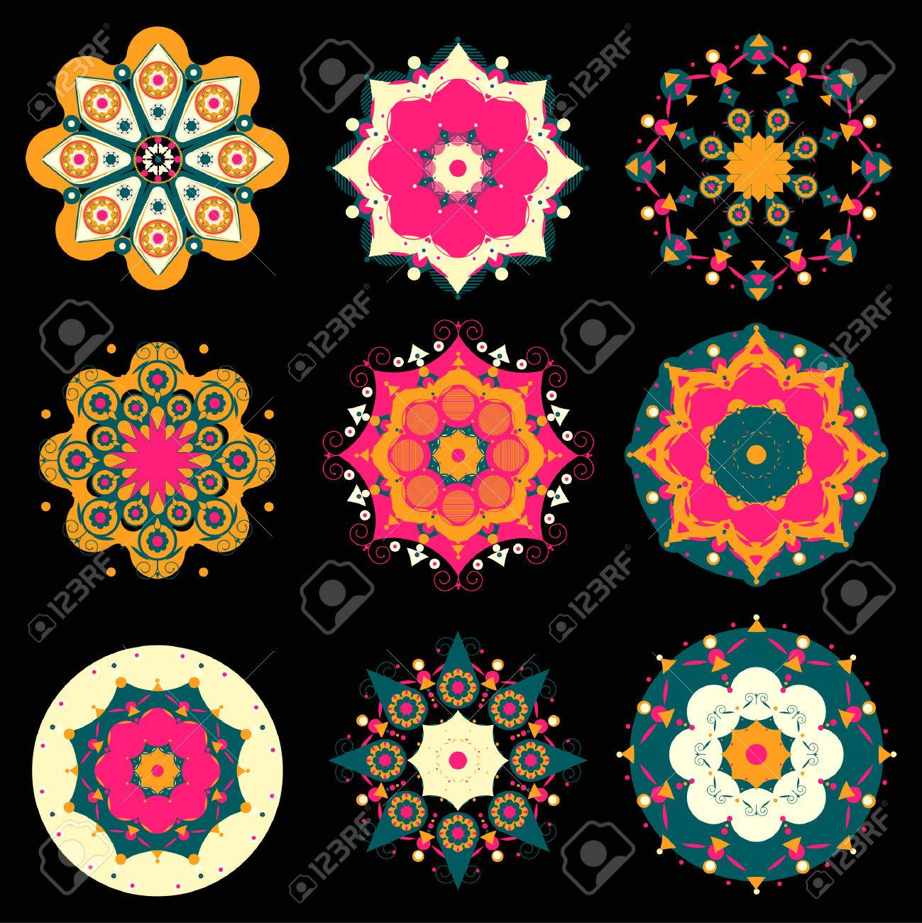 flower Stock Vector - 4847307