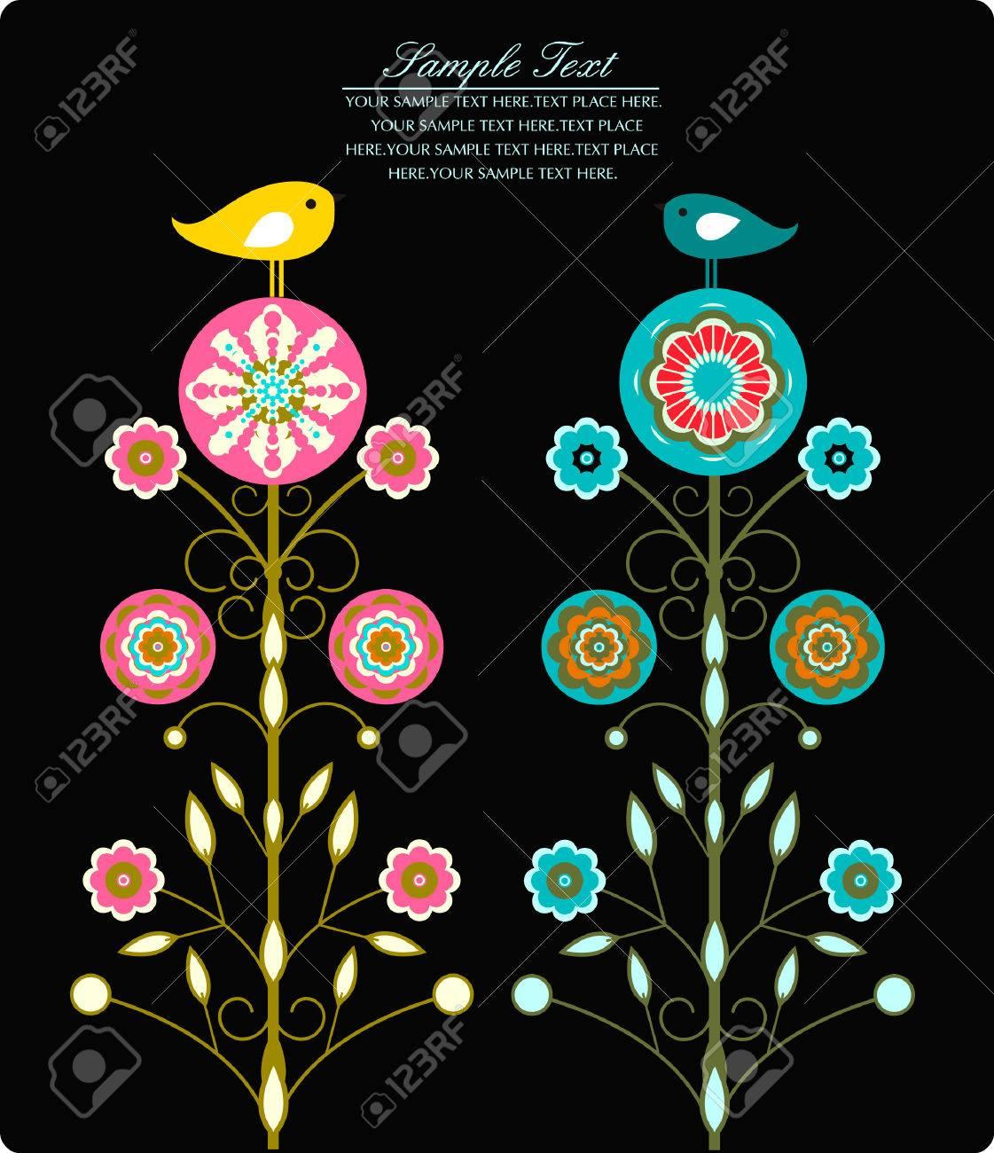 flower Stock Vector - 4847365