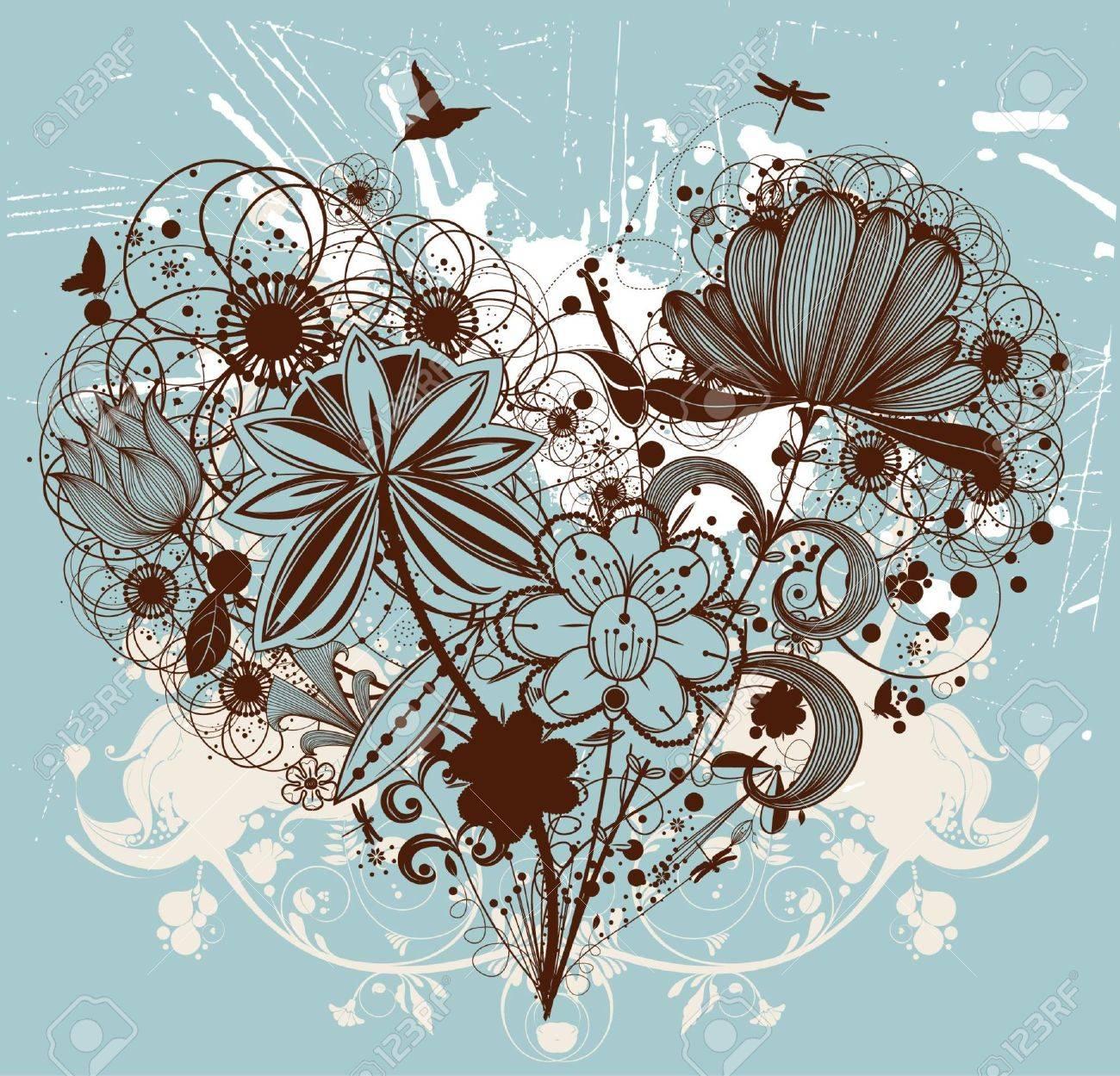 flower Stock Vector - 6764285