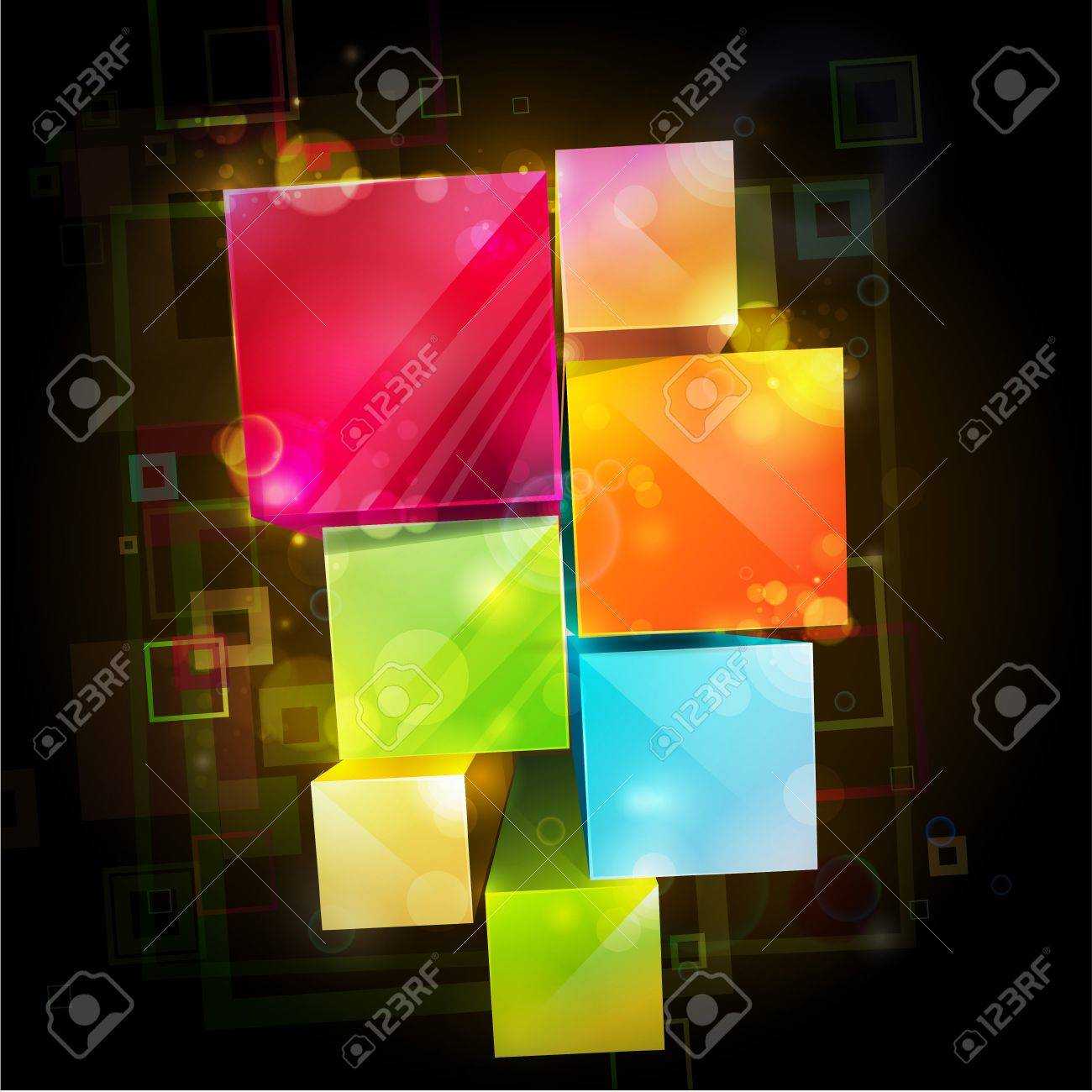 Abstract Background Vector - 11587304