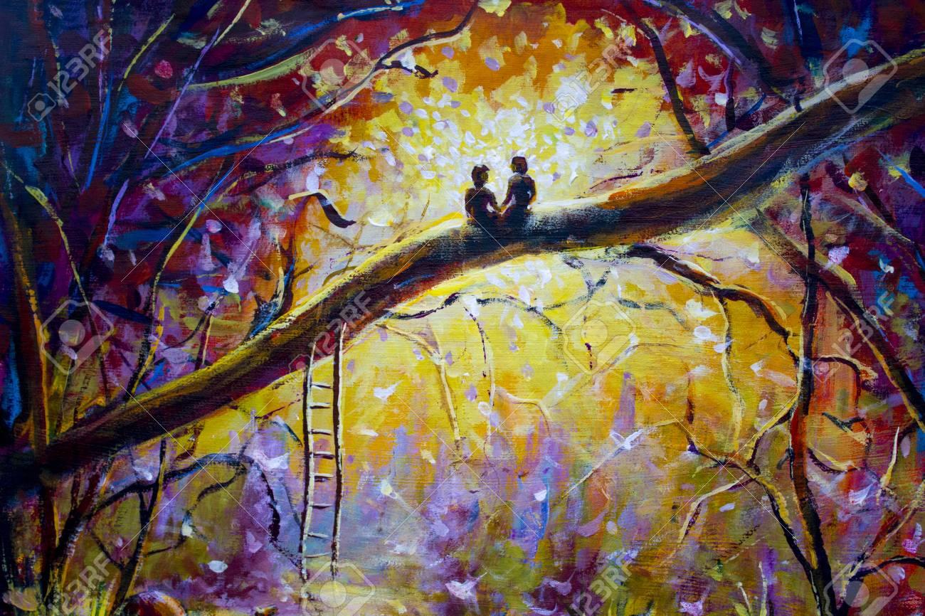 Resultado de imagen para amor pintura
