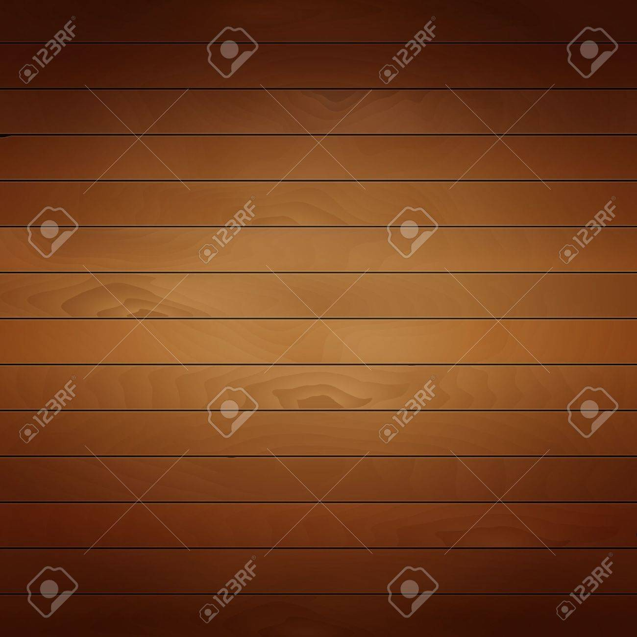 Vector wood board texture background - 16313307