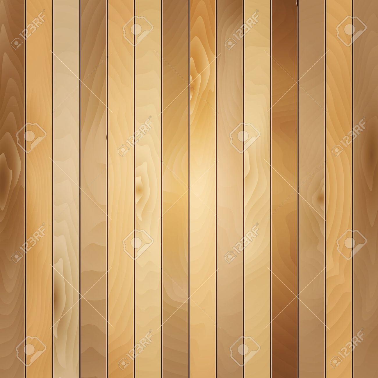 Vector wood board texture background - 16313305