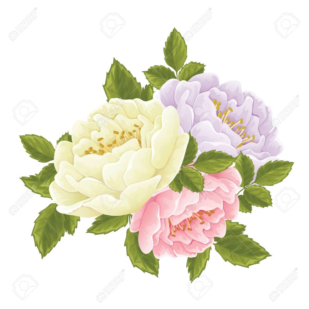 Wunderbar Blumen Bilder Zu Färben Bilder - Beispiel Business ...