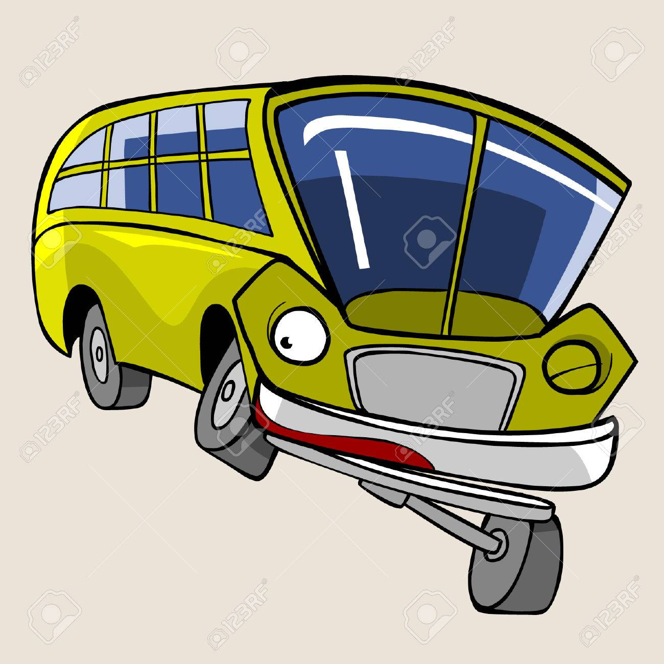 Fun Bus Royalty Free Cliparts, Vectors, And Stock Illustration. Image  3280583.