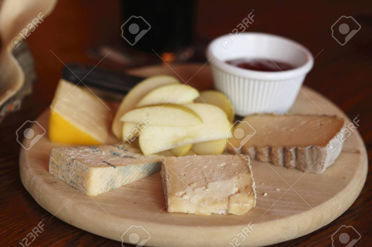 IrelandCounty DonegalIrish Cheese In PlateClose Up Stock Photo - 90477319 & IrelandCounty DonegalIrish Cheese In PlateClose Up Stock Photo ...