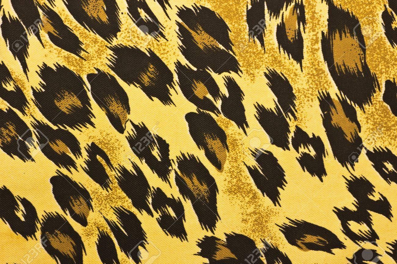 Tiger fabric Stock Photo - 16901064