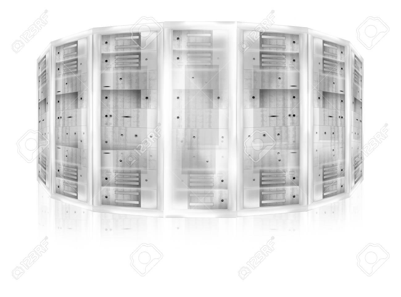 Server Room Datacenter - 40814319