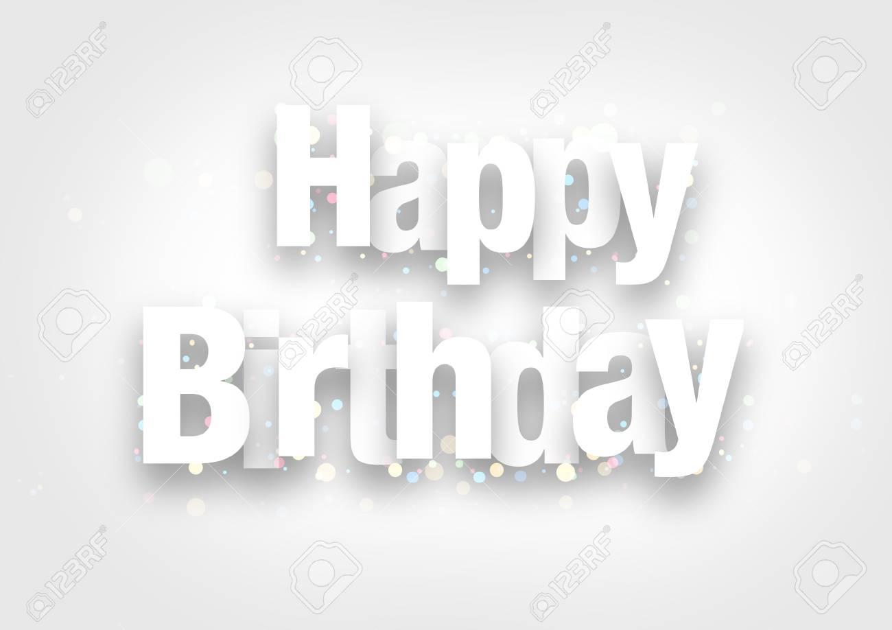 Happy Birthday - 44028471