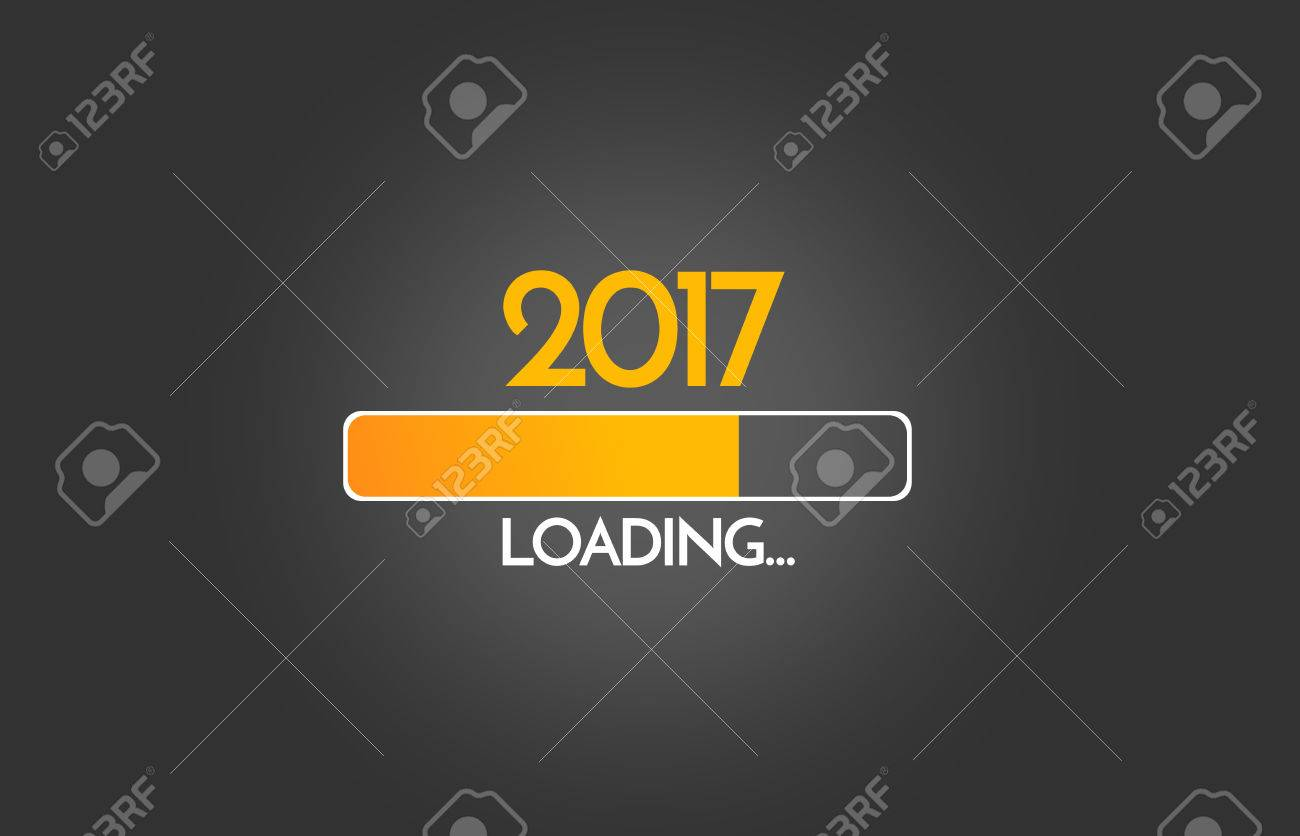 New Year Loading Design - 60500651