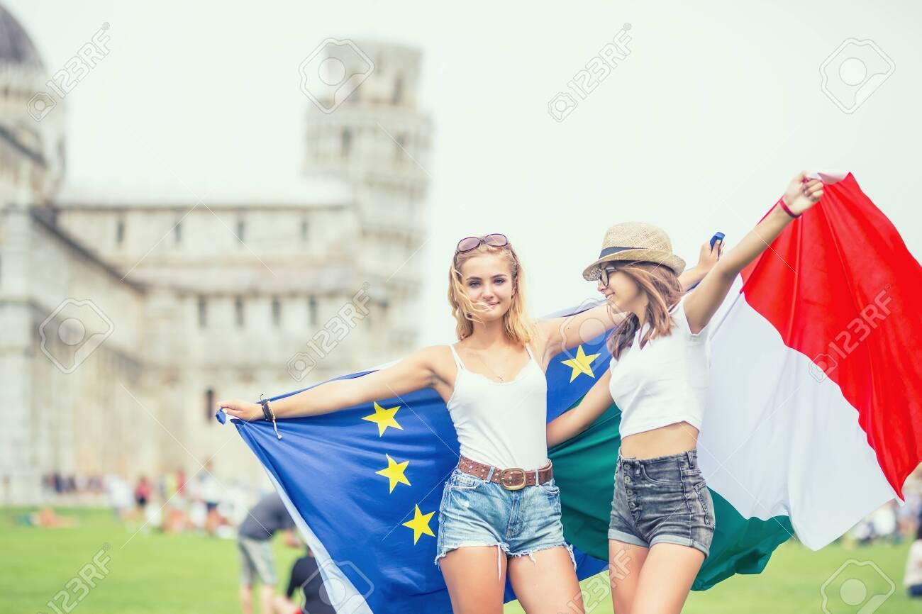 Model Hooker in Italy