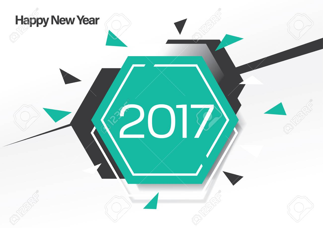 Happy new year 2017 vector background for greeting card calendar happy new year 2017 vector background for greeting card calendar cover website landing page kristyandbryce Images
