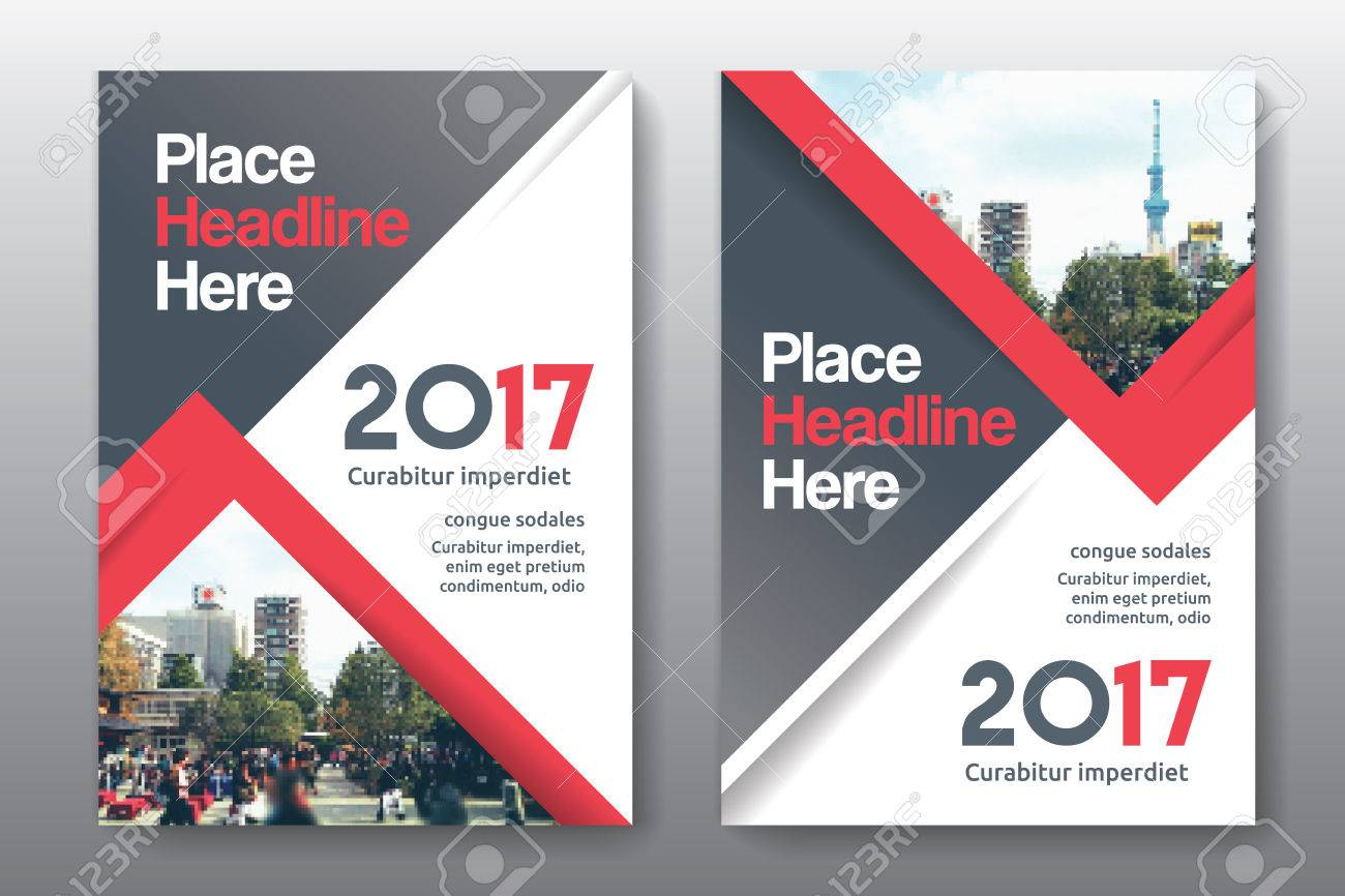 city background business book cover design template in a4 can be adapt to brochure