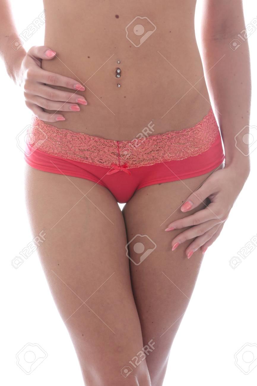 Girl licking penis head