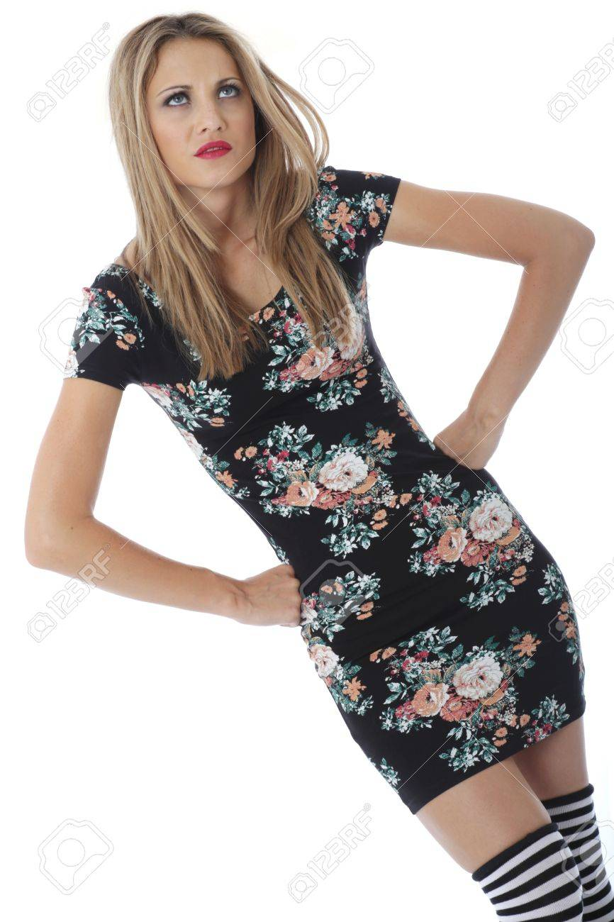 Model Released. Unhappy Sad Miserable Young Woman Stock Photo - 21340834