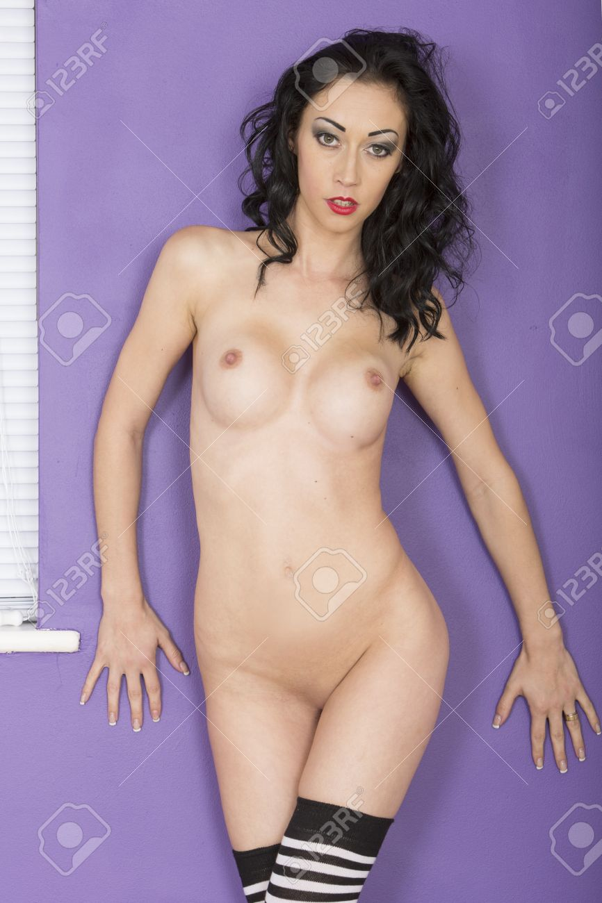 young nude model Sexy Young Naked Glamor Model Stock Photo - 31300365