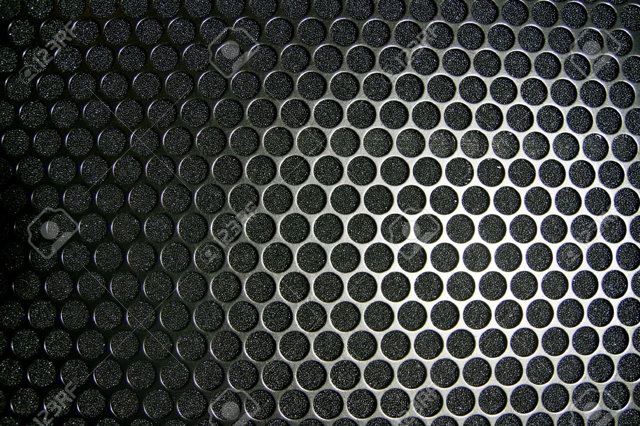 sound speaker texture Stock Photo - 10227902