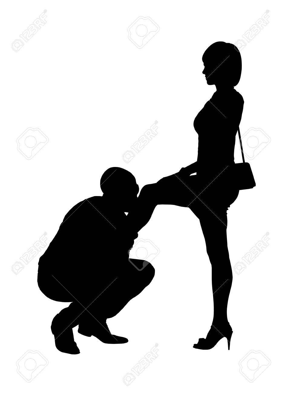 картинки парень целует ножки девушки