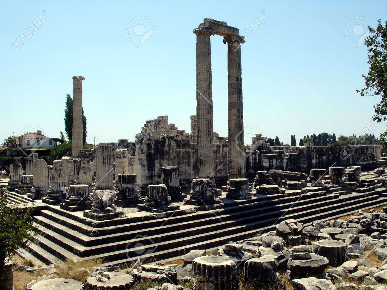 temple of apollo Stock Photo - 625183