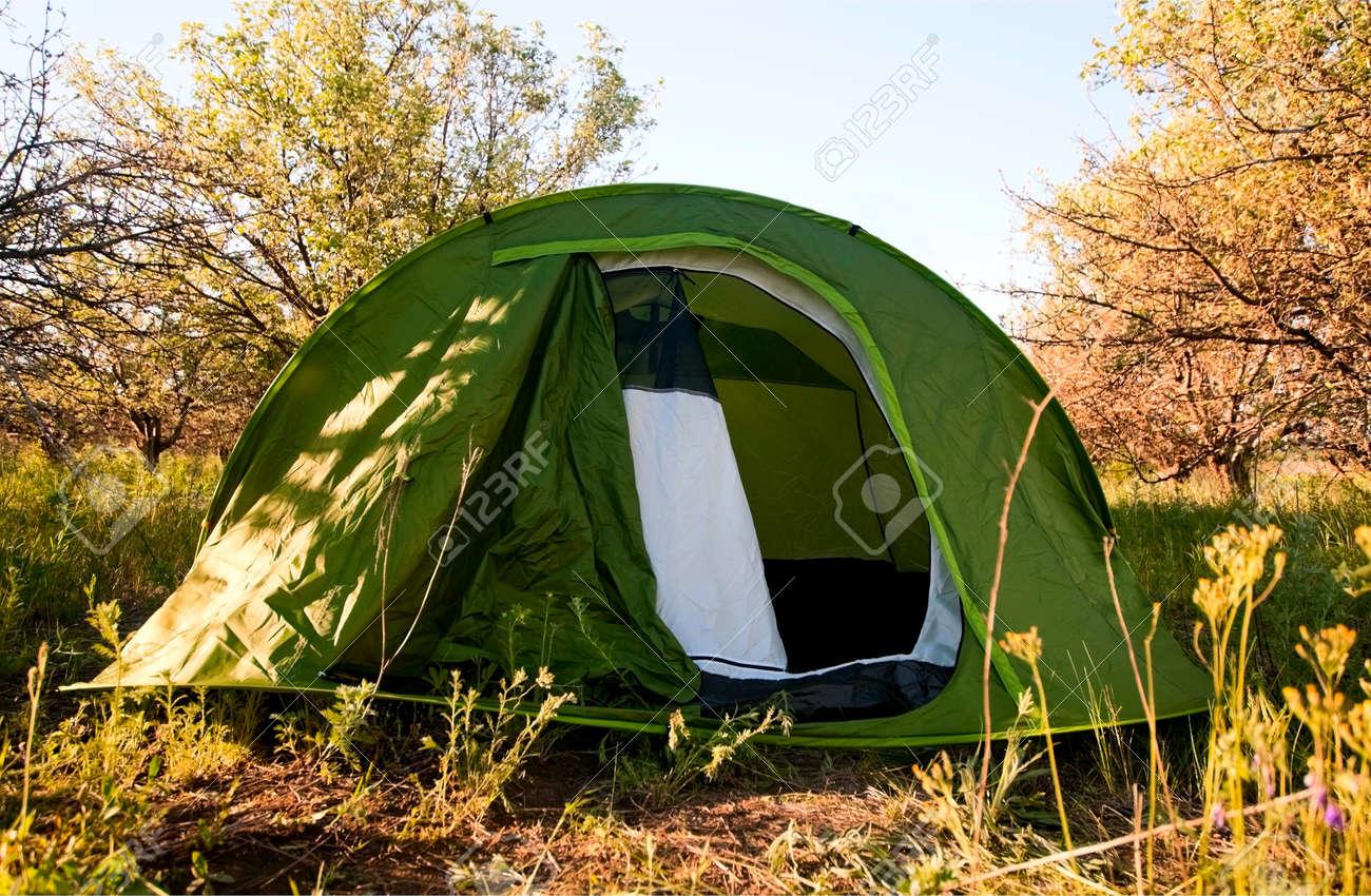 tent Stock Photo - 10490717